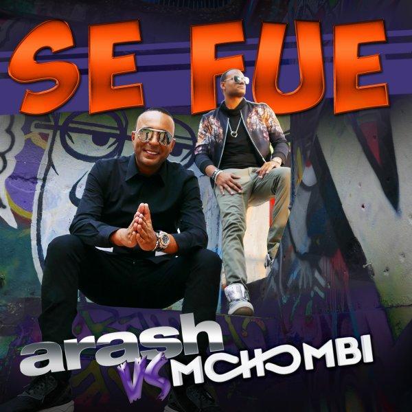 Arash - 'Se Fue (Ft Mohombi) Consoul Trainin Remix'