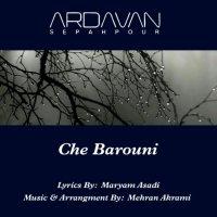 Ardavan Sepahpour - 'Che Barooni'