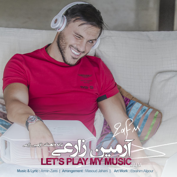 Armin 2AFM - 'Beza Play She Musicam'