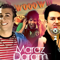 Ashkin 0098 & Alirezaz - 'Maraz Daram (Ft Keyvan Baharloo)'