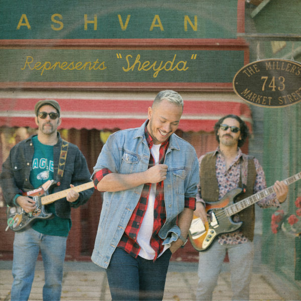 Ashvan - 'Sheyda'