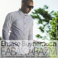 Babak Arazm - 'Ehsase Beynemoon'