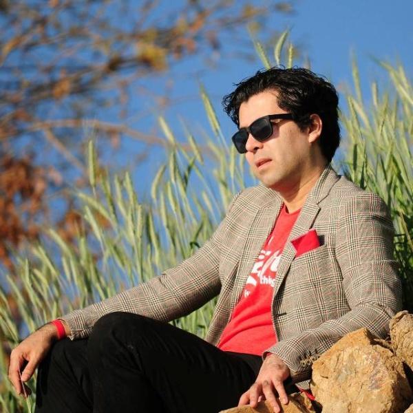 Babak Rahnama - 'Age Man Roodkhune Hastam Tou Khode Daryayee'
