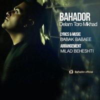 Bahador - 'Delam Toro Mikhad'