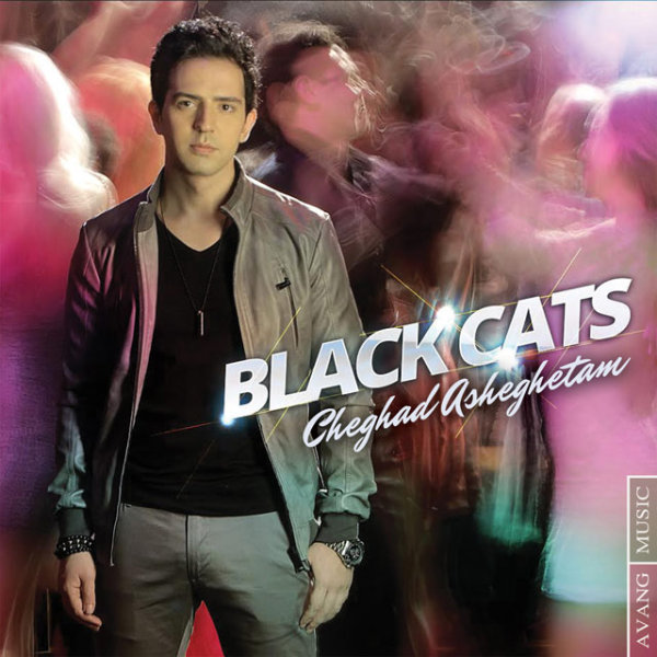 Black Cats - Cheghad Asheghetam
