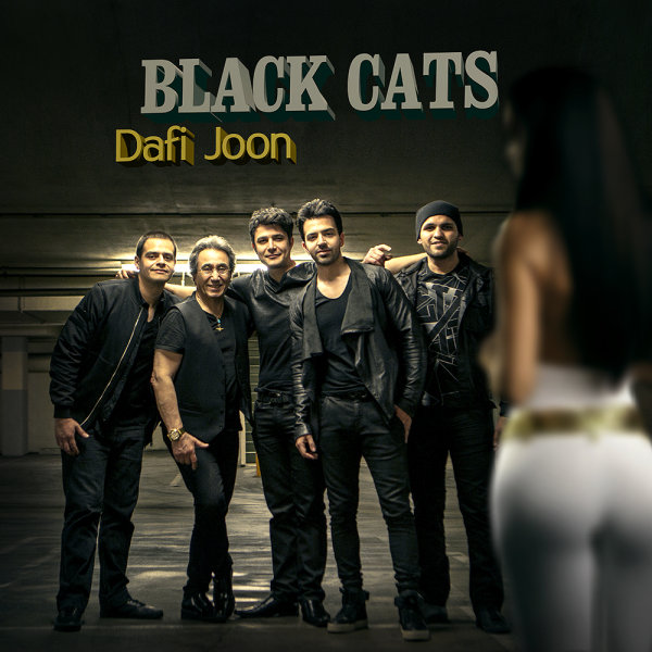 Black Cats - 'Dafi Joon'