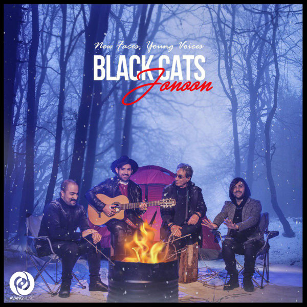 Black Cats - 'Jonoon'
