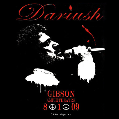 Dariush - 'Cheshme Man (Live)'