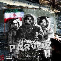 Erfan - 'Parvaz (Ft Khashayar & Afra) (Remix)'
