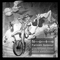 Farrokh Golpour - 'Note'