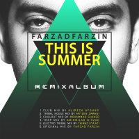Farzad Farzin - 'Tabestooneh (Alireza Afshar Club Mix)'