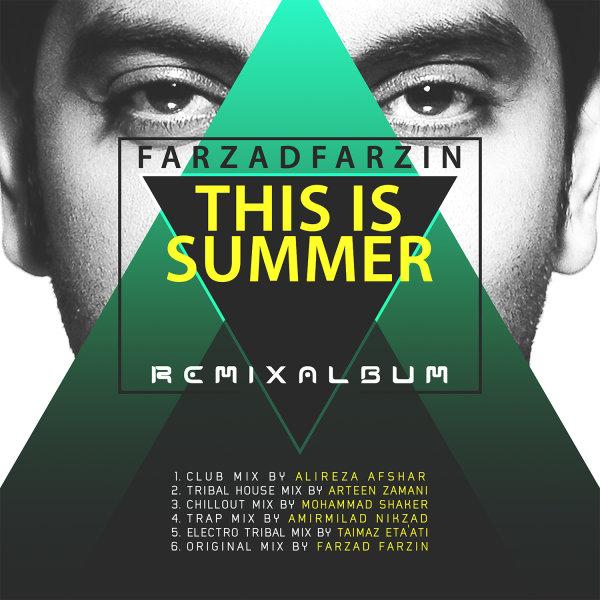 Farzad Farzin - Tabestooneh (Remix)