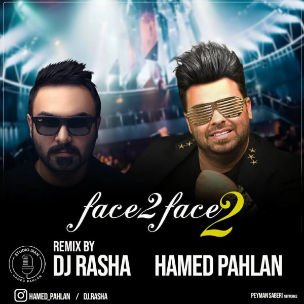 Hamed Pahlan - 'Face To Face 2 (DJ Rasha Remix)'