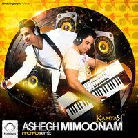Kamyar - 'Ashegh Mimoonam (DJ Mamsi Remix)'