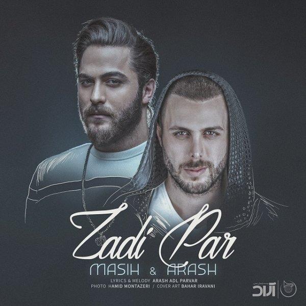 Masih & Arash AP - 'Zadi Par'