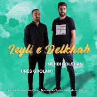 Mehdi Golshani & Unes Gholami - 'Leylie Delkhah'