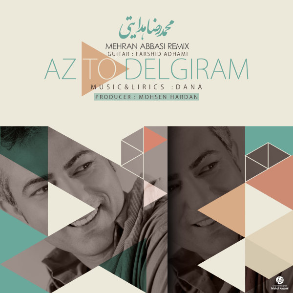 Mehran Abbasi - 'Az To Delgiram (Ft Mohammadreza Hedayati)'