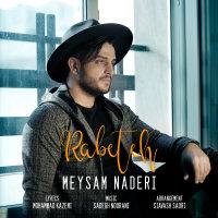 Meysam Naderi - 'Rabeteh'
