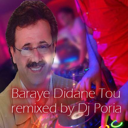 Moein - Baraye Didane Tou (DJ Poria Remix)