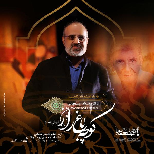 Mohammad Esfahani - 'Koocheh Baghe Raaz (Live)'