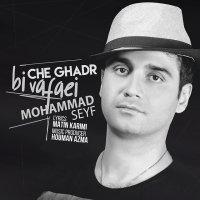 Mohammad Seyf - 'Che Ghadr Bi Vafaei'