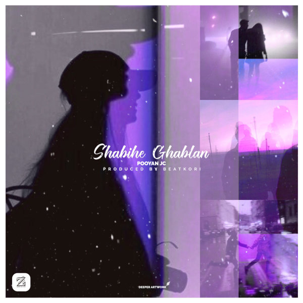 Pooyan JC - 'Shabihe Ghablan (Ft Comma)'
