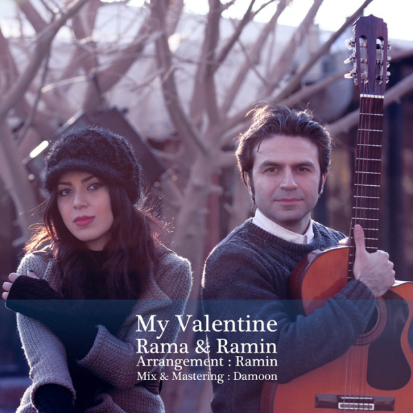 Rama & Ramin - 'My Valentine'