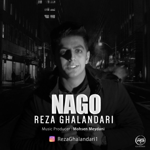 Reza Ghalandari - 'Nago'