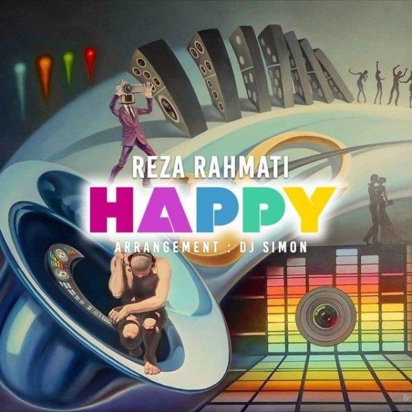 Reza Rahmati - 'Happy'