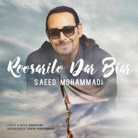 Saeed Mohammadi - 'Roosarito Dar Biar'