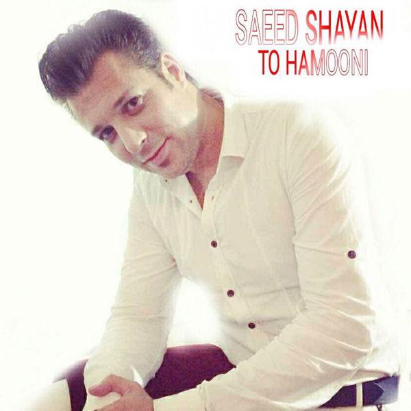 Saeed Shayan - 'To Hamooni'