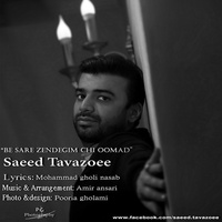 Saeed Tavazoee - 'Be Sare Zendegim Chi Omad'