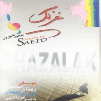 Saeid Shahrouz - 'Taene'