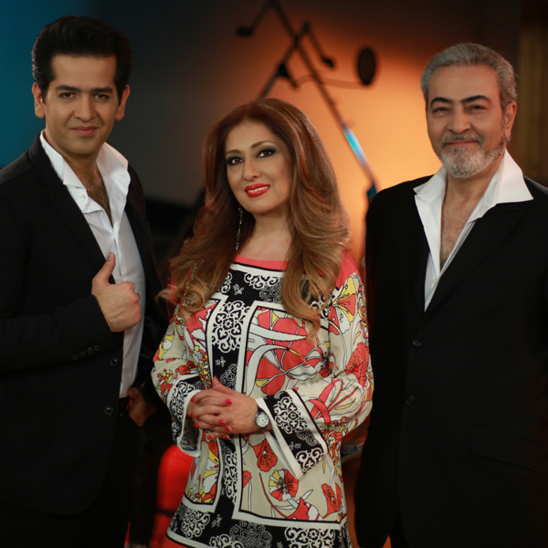 Sattar, Leila Forouhar, Hamid Talebzadeh - 'Medley'