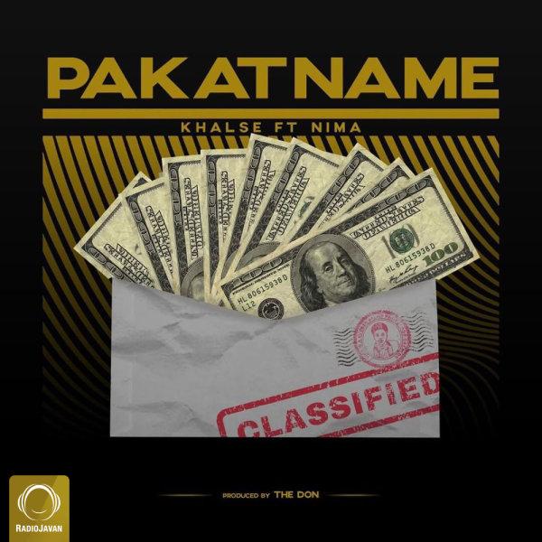 Sepehr Khalse - Pakat Name (Ft Nima Z)