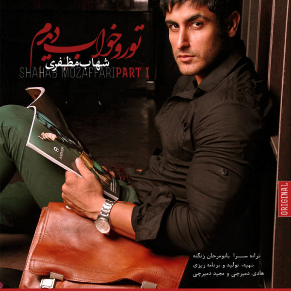 Shahab Mozaffari - 'Toro Mikham'