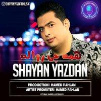 Shayan Yazdan - 'Revale'