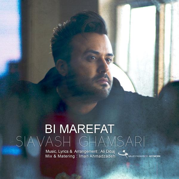 Siavash Ghamsari - 'Bimarefat'