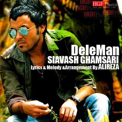 Siavash Ghamsari - 'Dele Man'