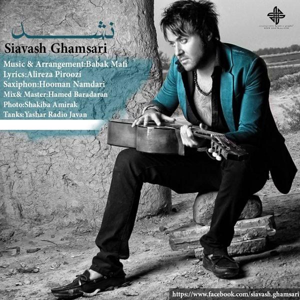 Siavash Ghamsari - 'Nashod'