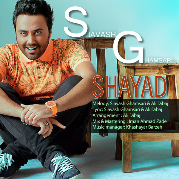Siavash Ghamsari - 'Shayad'