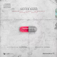 Silver Band - 'Red Carpet'