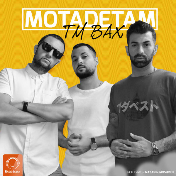 TM Bax - 'Motadetam'
