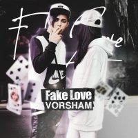 Vorsham - 'Fake Love (Ft Melina)'