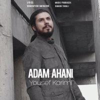 Yousef Karimi - 'Adam Ahani'