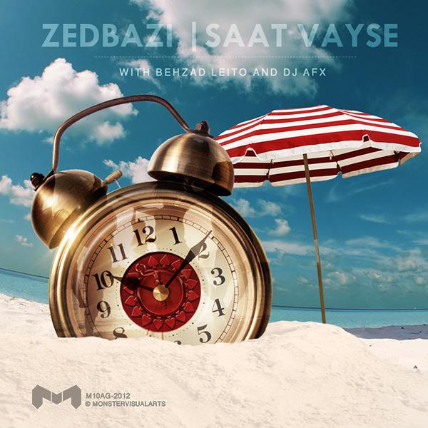 Zedbazi, Behzad Leito, AFX - 'Saat Vayse'