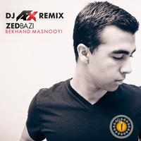Zedbazi - 'Bekhand Masnooyi (DJ AFX Remix Instrumental)'