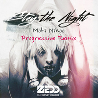 Zedd - 'Stay The Night (Ft Hayley Williams) (Mohi Nikoo Progressive Remix)'