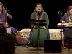 Bolour Banafsh - The Voice Of Peace
