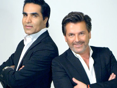 Omid & Thomas Anders (Modern Talking) - We Are One